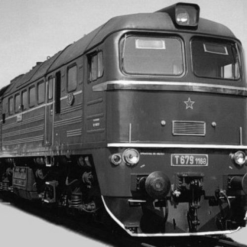 Dieselelektrický rušeň radu T 679.1