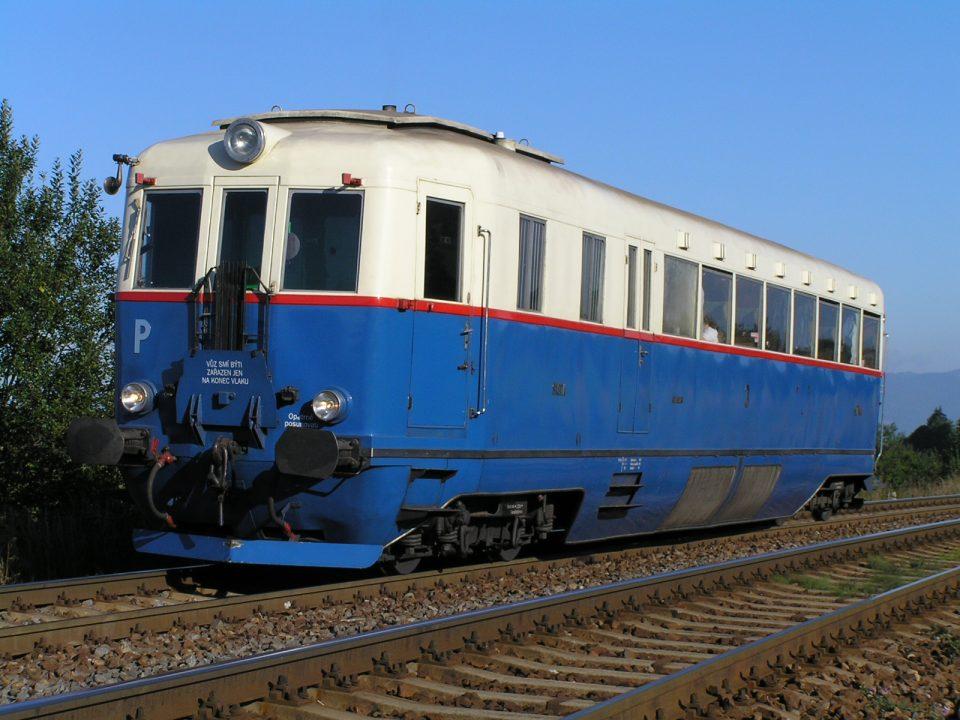 Motorový vozeň M 274.004