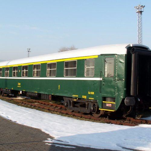 Vozeň 1. triedy Aa (1138)