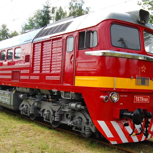Motorový rušeň T 679.1168