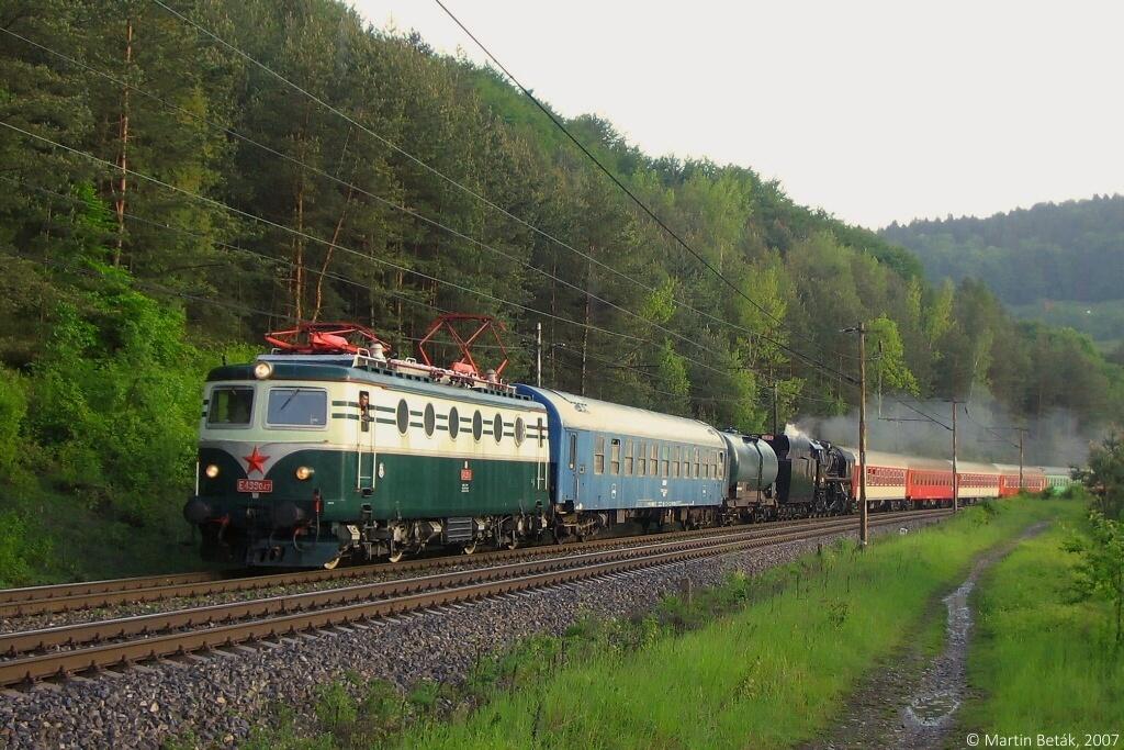 70. výročie trate Púchov - Horní Lideč - 27