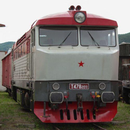 T 478.2011 na výstave vozidiel